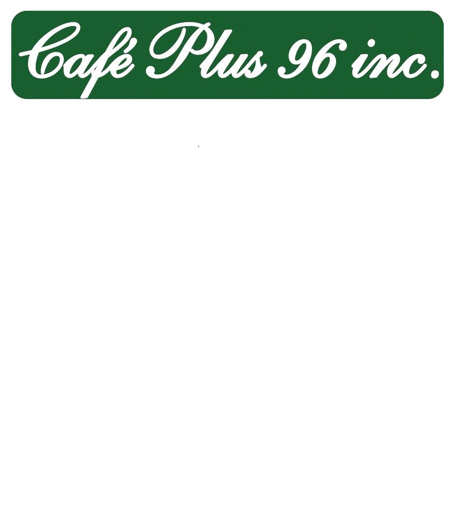 Café Plus 96 inc.