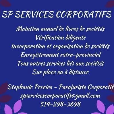 SP Services Corporatifs
