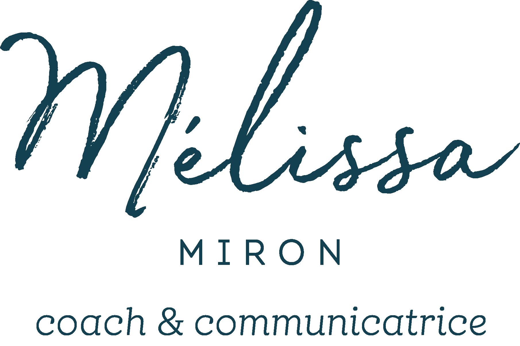 CCI2M - Entreprise - Mélissa Miron Coaching
