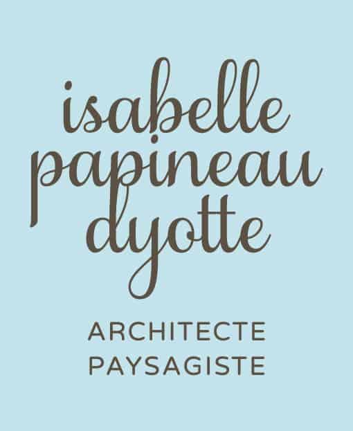 Isabelle Papineau  Dyotte Architecte paysagiste