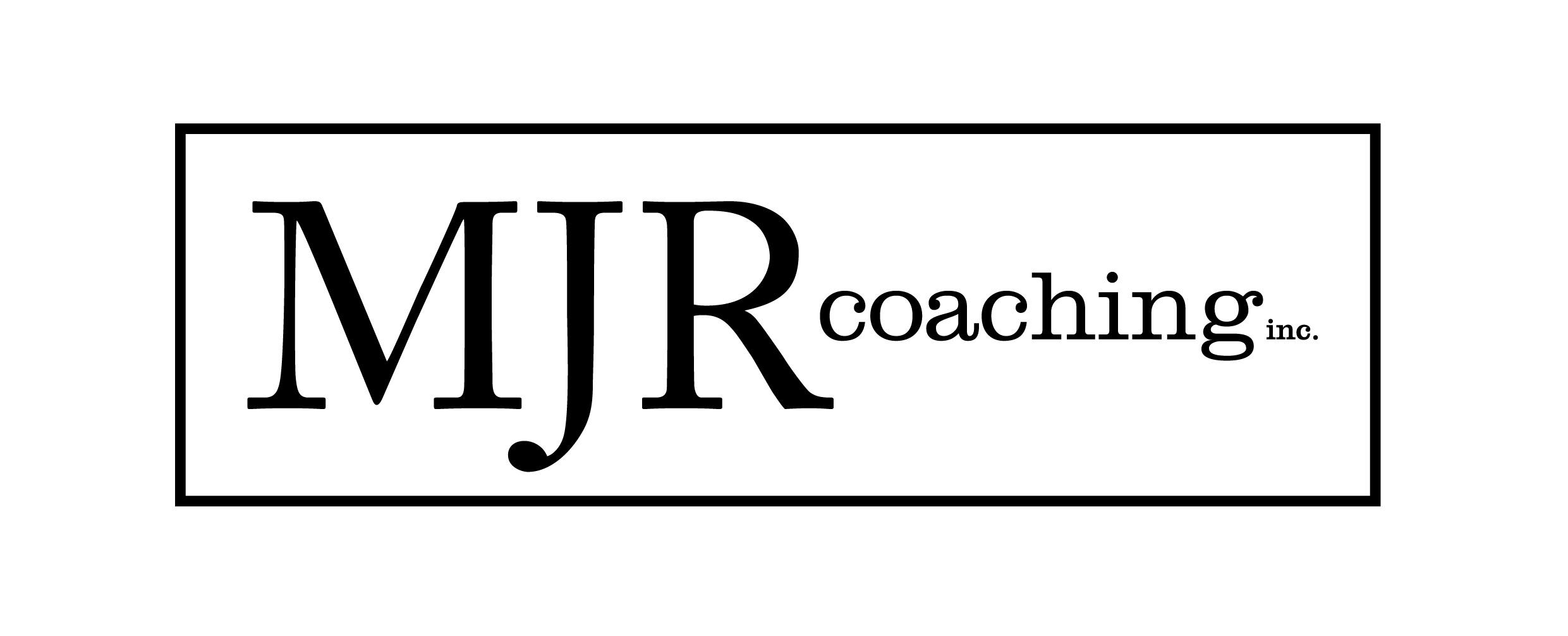 MJR Coaching Inc.